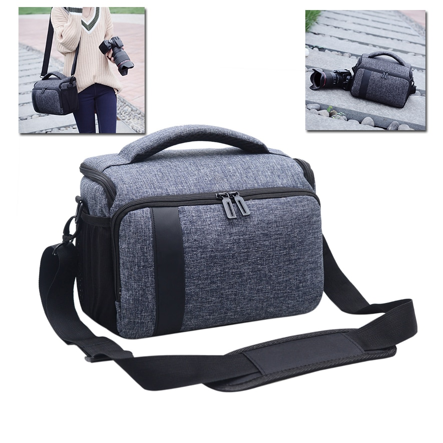Водонепроницаемая сумка для фотокамеры DSLR, чехол для Canon EOS 750D 1300D 5D Mark IV III 800D 200D 6D Mark II 7D 77D 60D 70D 600D 700D 760D