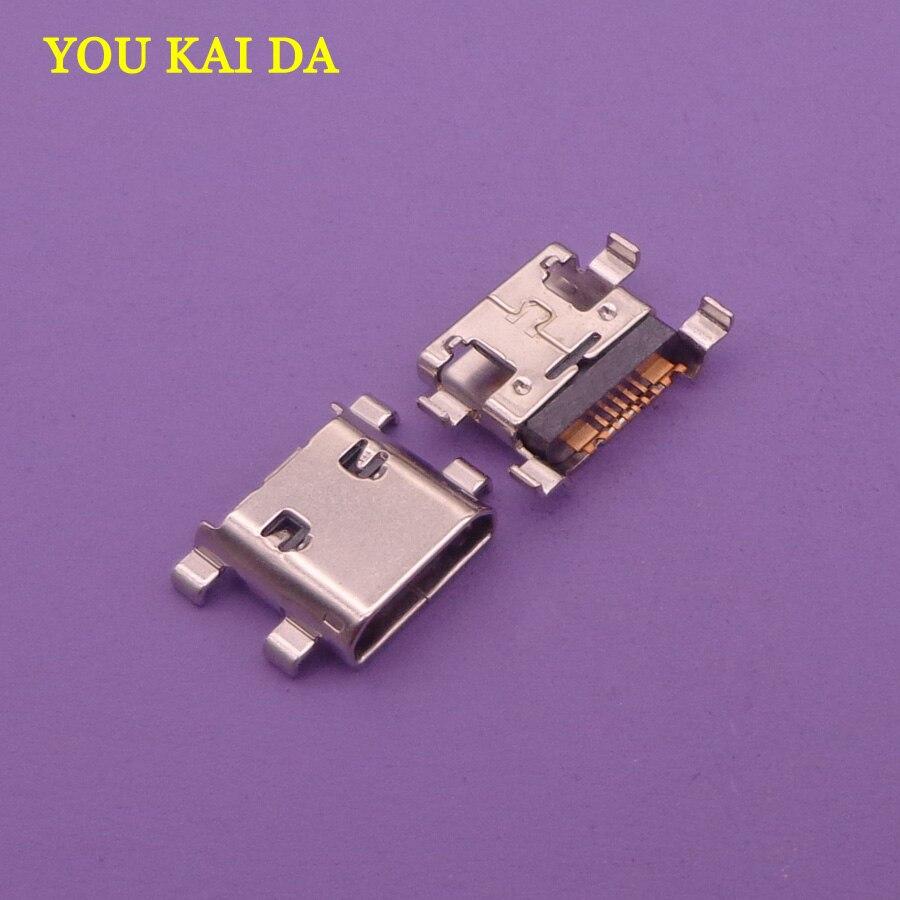 500 قطعة/الوحدة لسامسونج S3 S7562 S7562I I8190 S7268 I8160 البسيطة مايكرو USB موصل USB جاك شحن شاحن ميناء مقبس التوصيل