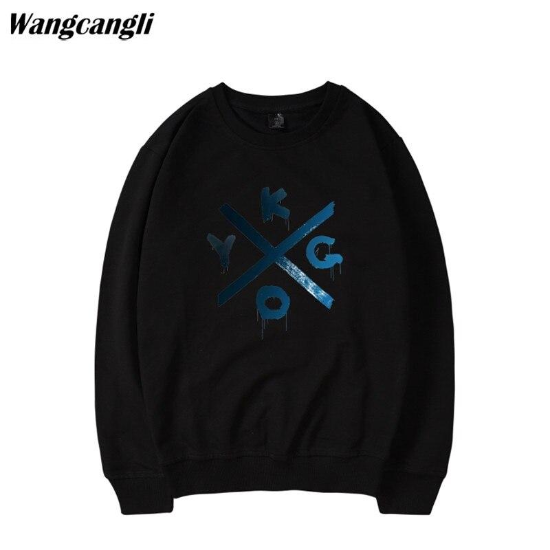 DJ KYGO/толстовка с логотипом на заказ в стиле хип-хоп для женщин и мужчин, осенне-зимний пуловер с капюшоном, спортивный костюм, модная куртка размера плюс, пальто XXXXL
