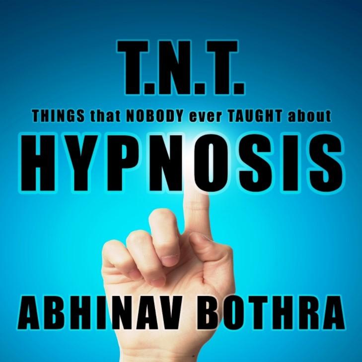 T.N.T. HYPNOSE durch Abhinav Bothra magie tricks