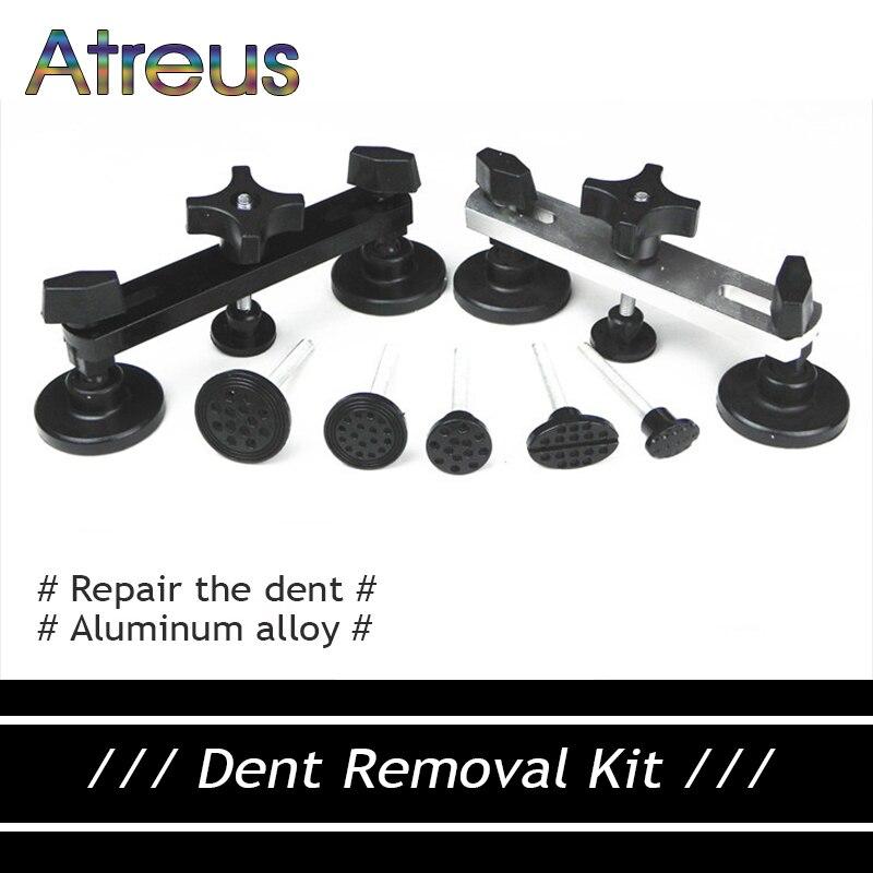 Atreus 1 Juego de herramientas de reparación de abolladuras de pintura corporal para el cuidado del coche para Toyota Yaris chr Auris Avensis Honda Civic 2006-2011 2017 Accord 2003 2007