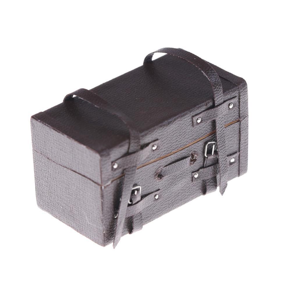 Caja de equipaje decorativa RC Rock Crawler 110 para Axial SCX10 90046 TAMIYA CC01 D90 D110 TRAXXAS TRX-4 pieza de coche RC