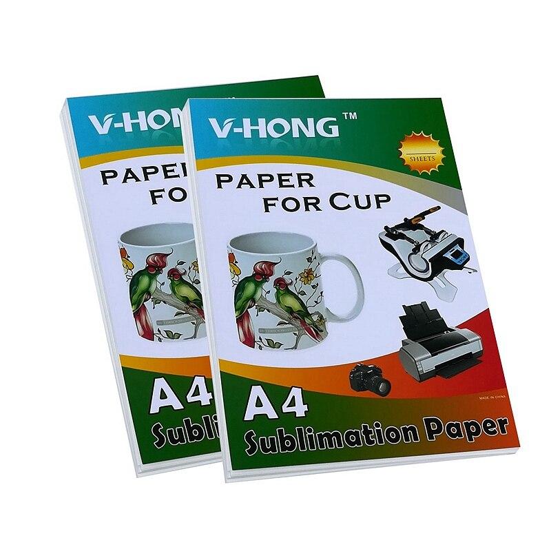 V-HONG бренд A3 A4 Размер сублимационные кружки технология нагрева керамическая литография стекло кристалл коврик для мыши теплопередача pape