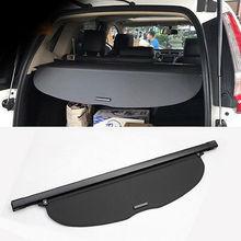 For Honda CRV CR-V 2017 2018 Black Rear Tail Trunk Cargo Cover Shield Shade