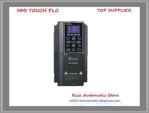 VFD-C2000 инвертор двигатель переменного тока привод 3 фазы 380V 1.5KW 2HP 4A 600 Гц Новый VFD015C43A