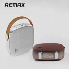 Original Remax Portable Speaker Desktop Bluetooth Loud Support AUX MP3Music Player Handsfree Talking For Smartphone Laptop RB-M6