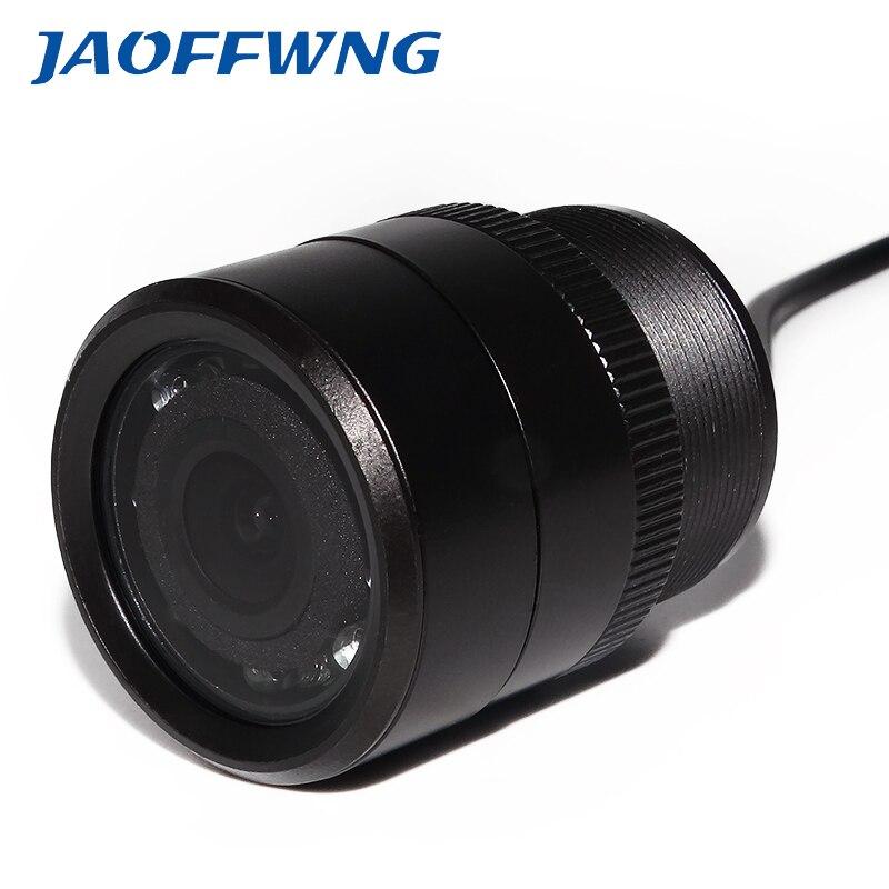 9IR coche de visión trasera de marcha atrás cámara de respaldo a nivel visión nocturna luz de estacionamiento PAL NTSC cámaras de seguridad envío gratis