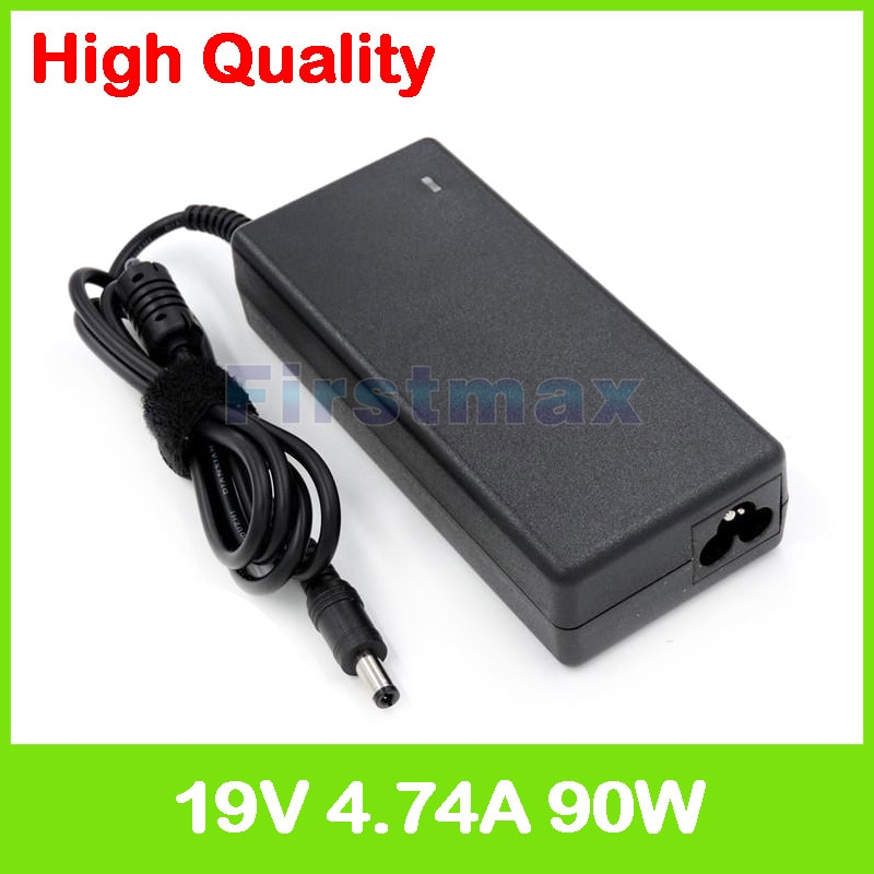 19 V 4.74A 90 W laptop AC power adapter fonte para Toshiba Satellite S900 S950 S955D U50t U955 L2 Tecra A11 M11 S11 W50 carregador