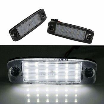 2 Pcs Car Led License Plate Lights For Hyundai Sonata 10 Sonata Yf 10my Gf 10 Free Shipment Buy At The Price Of 12 94 In Aliexpress Com Imall Com