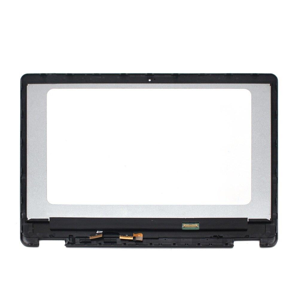"15,6 ""FHD pantalla LCD táctil pantalla montaje de panel + bisel para Acer Aspire R15 R5-571TG-7229 R5-571T-57Z0 R5-571TG-51A3"