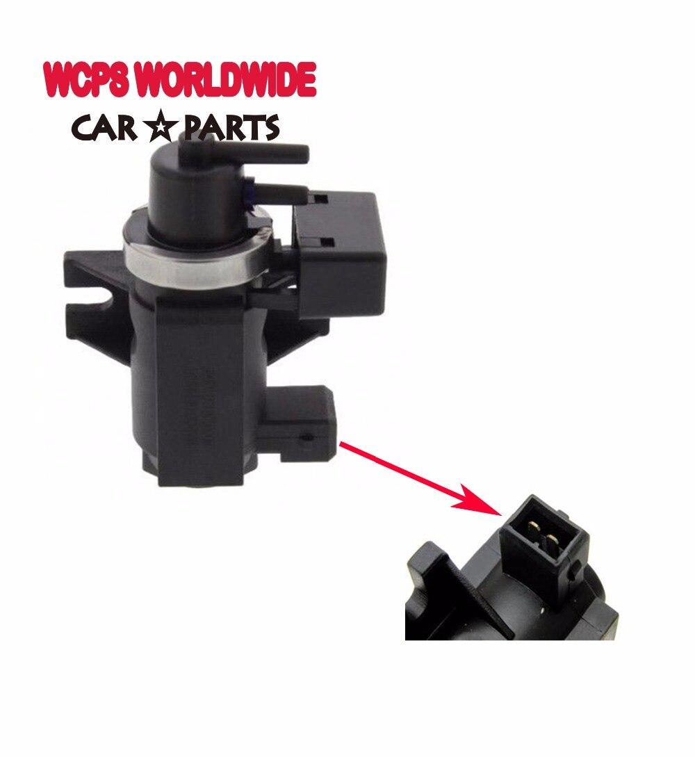 Turbo de aumento de presión solenoide de Control de válvula de EGR para BMW 1 3 5 5 5 6 6 7 Serie X3 X5 X6 11747796634, 11742247906