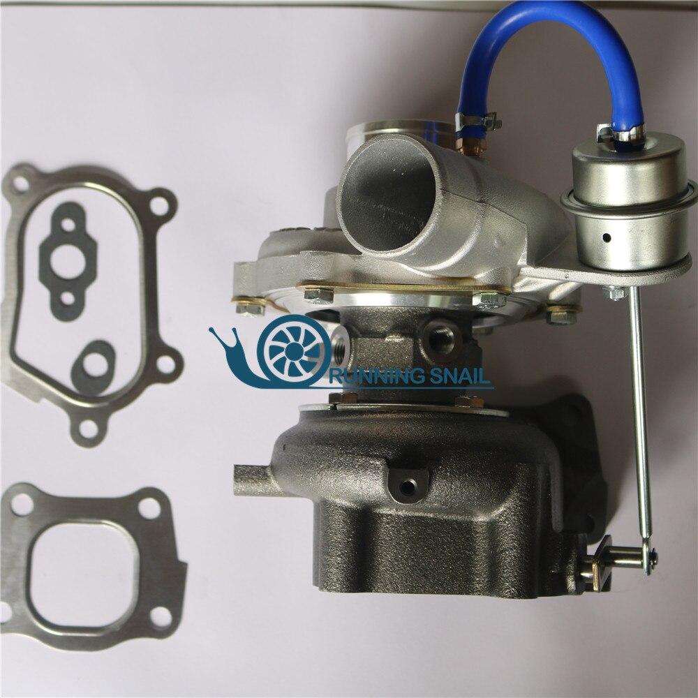 Turbocompresor GT2560S 700716-5009S 700716 camión 8972089663 W3500 W4500 W5500 para Isuzu NPR NQR NKR camión 4HE1 motor GT25 700716