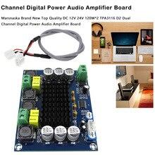 TPA3116D2 carte amplificateur cc 12-26V XH-M543 avec double canal stéréo haute puissance Audio numérique 2x120W XH-M543 XR649