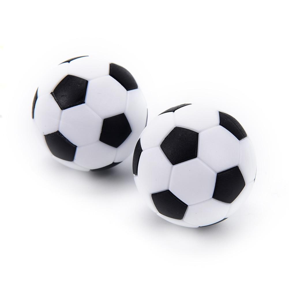 4 Pcs dia 32mm Foosball Table Football Plastic Soccer Ball Football Fussball Soccerball Sport Gifts Round Indoor Games
