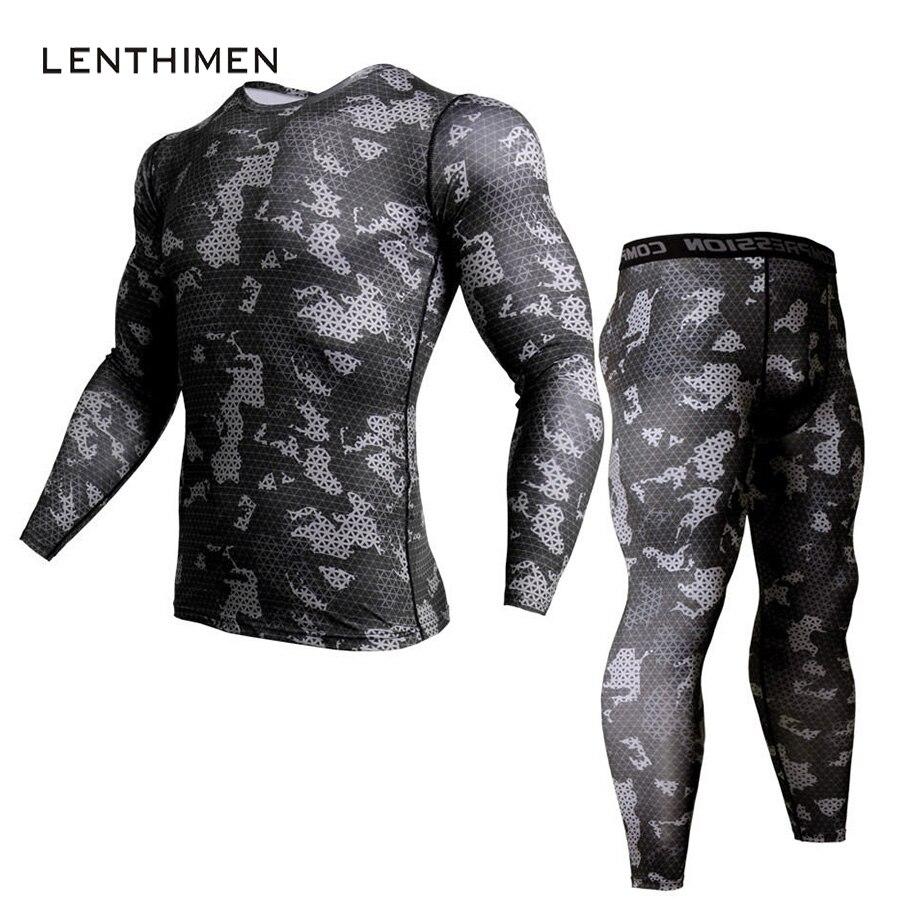 Crossfit 3D camiseta hombres compresión camisa camuflaje capa Base Gyms ropa Fitness camiseta MMA Rashguard Bodybuilding conjuntos