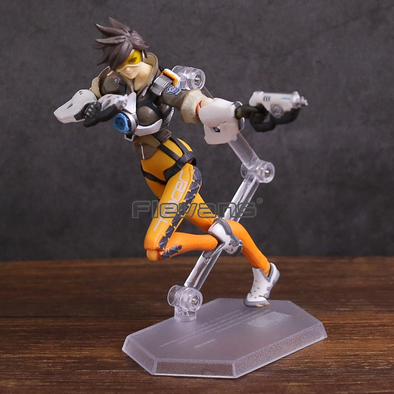 Tracer figma 352 PVC figura de acción juguete de modelos coleccionables