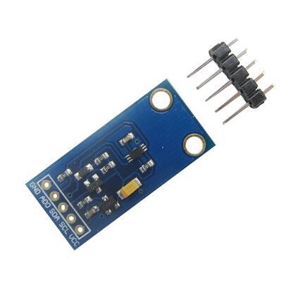 Módulo de iluminación del Sensor de intensidad de luz del Chip GY-30 BH1750 BH1750FVI para arduino