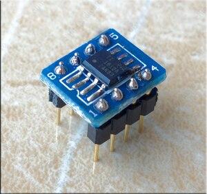 OPA1612 OPAMP двойной операционный усилитель SOP8 Для DIP адаптера OPAMP DAC усилитель для наушников Preamp MUSES02 8920 LME49720 OPA2604