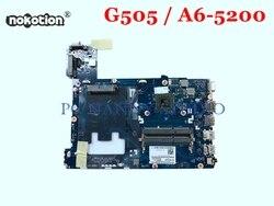 PCNANNY для Lenovo G505, материнская плата для ноутбука, LA-9912P, процессор DDR3, полностью протестирована, бесплатная доставка