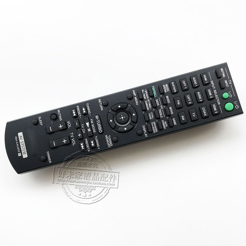 Original Remote Control RM-AAU205 For SONY RM-AAU202 RM-AAU204 RM-AAU206 AV Receiver System