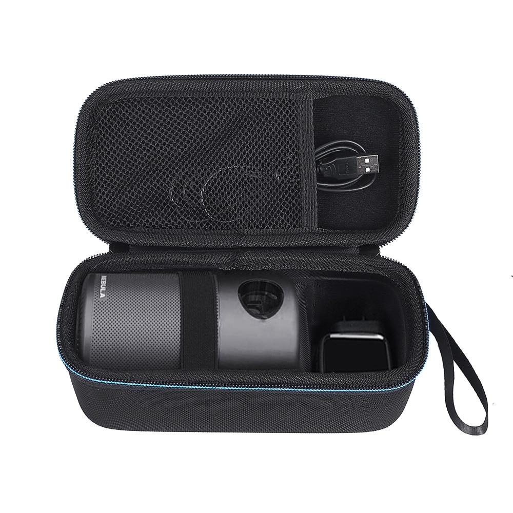 2019 nuevo EVA caja protectora de transporte duro funda bolsa funda para cápsula nebulosa Mini proyector inteligente