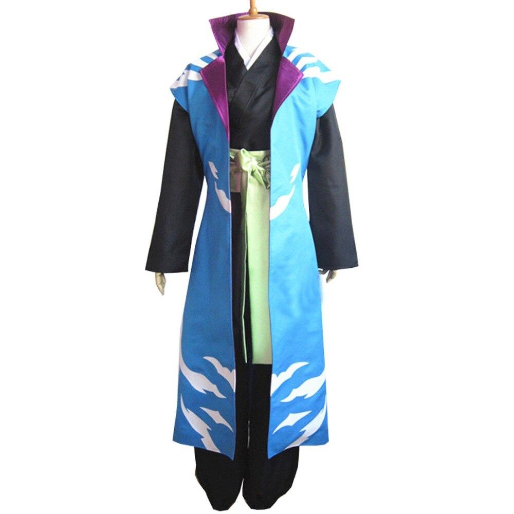 Disfraz de cosplay de Anime de Inuyasha, figura de Spiderman, Naraku, Kimono, uniforme, 2018