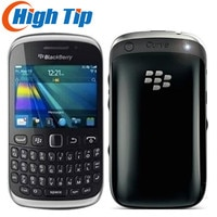 Original Unlocked BlackBerry Curve 9320 GPS WIFI GSM 3G QWERTY Keyboard WIFI 3.2MP Refurbished Mobile Phone Free shipping