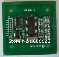 Módulo RFID sin contacto, puede leer y Wote etiqueta HF RFID, antena incrustada, Free Wince SDK, soporte ISO14443A, ISO14443B, ISO15693