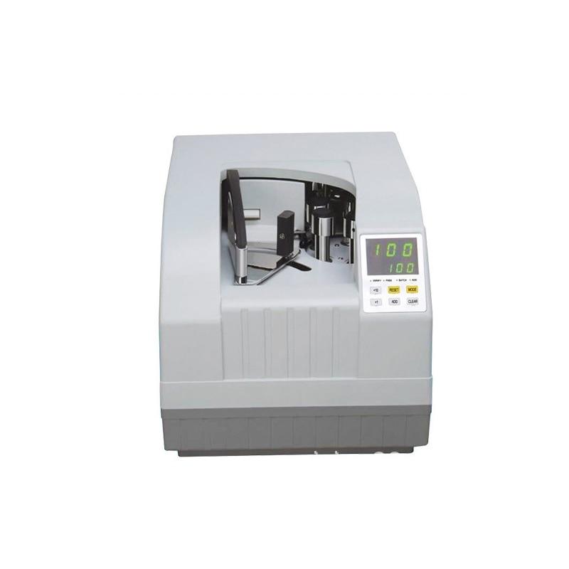 Máquina de Caixa Nota de Banco Máquina de Contagem Detector de Dinheiro Fast Banknote Bill Contando Dinheiro Verificador Contador Novo 220 v