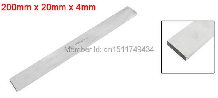 HSS 200mm x 20mm x 4mm Rectangle Lathe Tool Bit Boring Bar Fly Cutter 3pcs