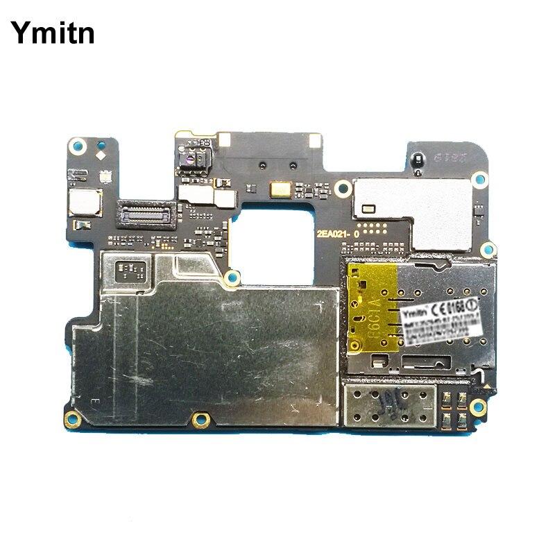 Ymitn разблокированная материнская плата с чипами гибкий кабель FPC для OnePlus 3T OnePlus3T A3010 64GB