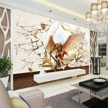 Fresques de thème beibehang   Ensemble de jeu en ligne LOL, Union des héros, décoration de café, personnalisation du papier peint en 3d