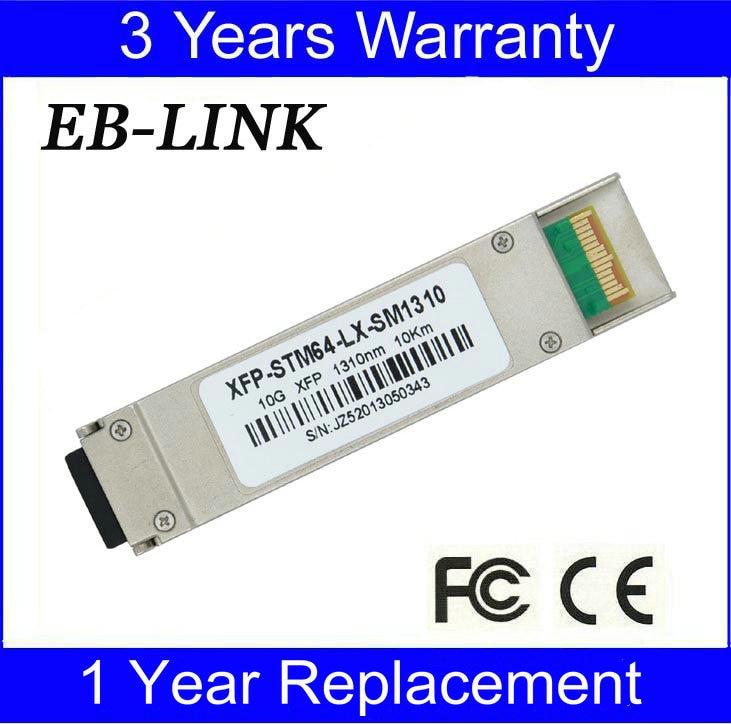 For Extreme Compatible, 10122 Singlemode 10KM 10G XFP LR Transceiver module