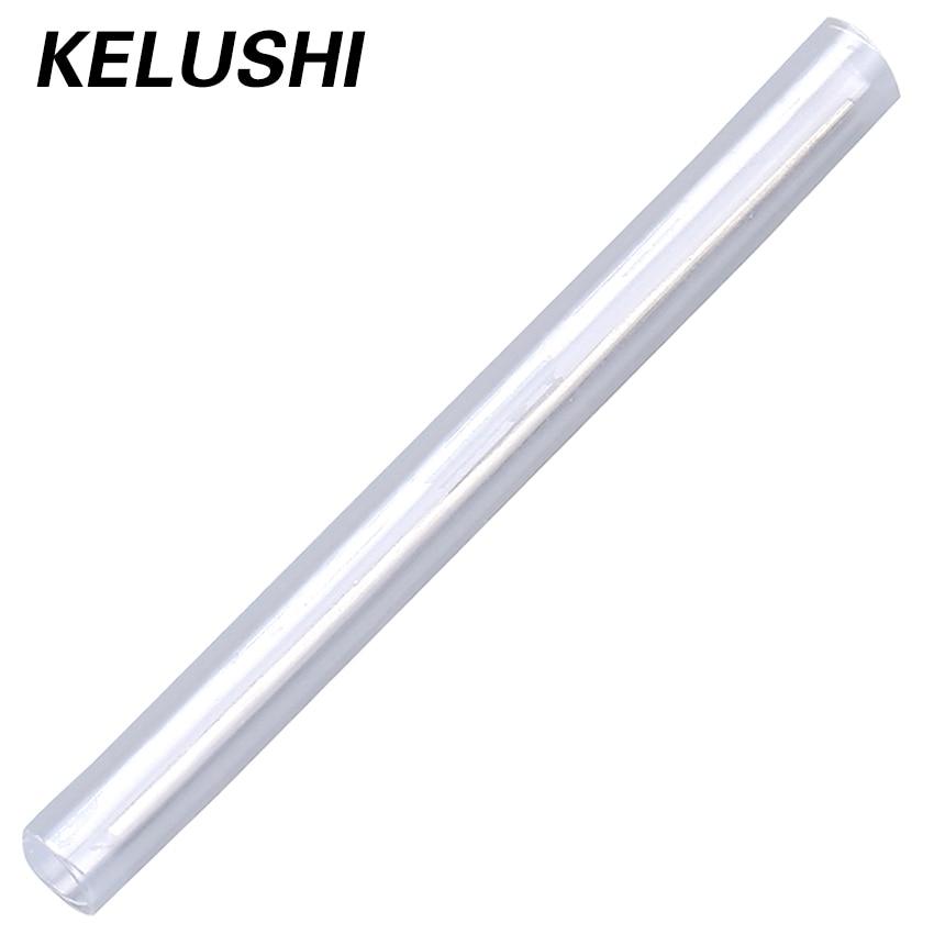 KELUSHI Free Shipping Cord Fiber Heat Shrinkable Tube Skin Fiber Cable Special Hot Melt Pipe 57MM Single Needle