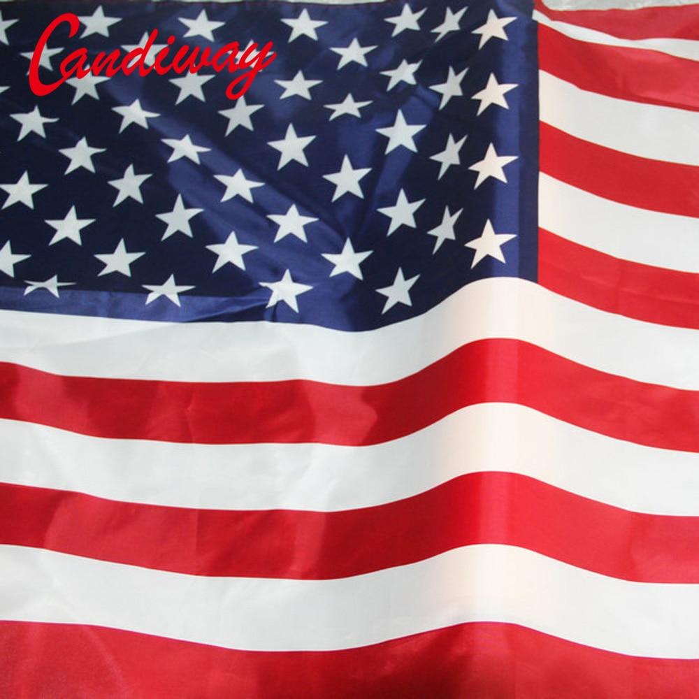 Candiway, американский национальный флаг, США, флаг, США, американский флаг, 90x150 см