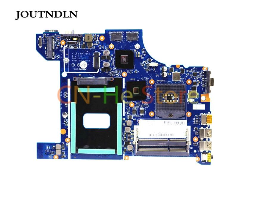 JOUTNDLN PARA Borda Lenovo E540 Laptop Motherboard AILE2 NM-A161 04X4948 PLACA PRINCIPAL HM86 DDR3L GT740M placa De Vídeo de 100% trabalho