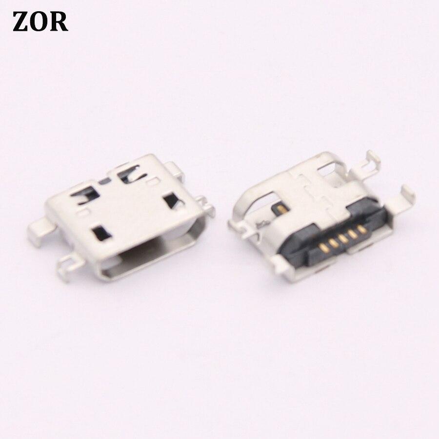2 uds cargador usb carga Puerto doct conector para ZOPO C2 ZP980 C7 ZP990 ZP900 H S ZP910 Bluboo Xtouch X500 enchufe jack