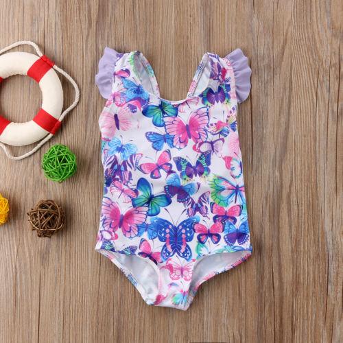 Traje de baño para cubrir bañadores para niñas