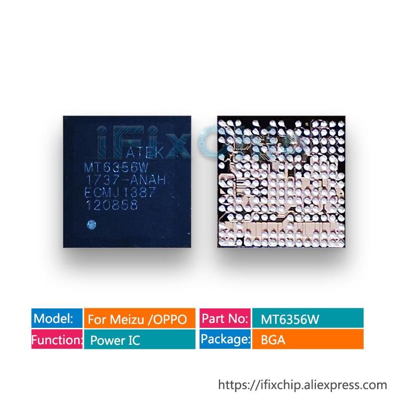 1-10 unids/lote nueva Original para MTK MT6356W MEIZU/OPPO de Chip IC