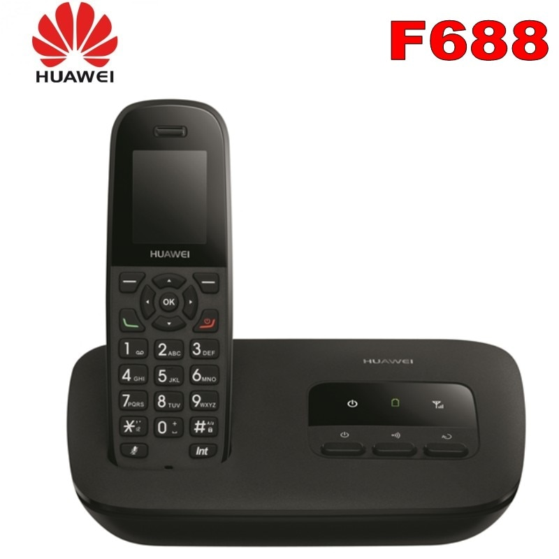 UTMS/WCDMA 900/2100Mhz Fixed Wireless Terminal and DECT Phone for huawei F688