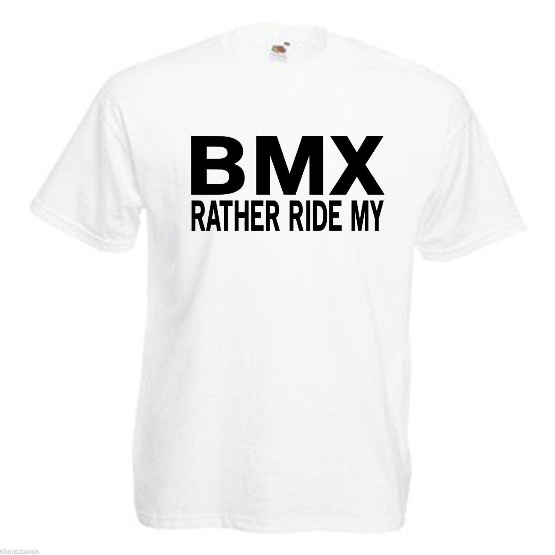Nueva moda Cool Casual camisetas moda verano parized camisetas Bmx motociclista adultos fabricantes de camisetas