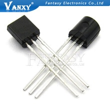 100PCS BC327-16 BC327-25 BC327-40 BC337-16 BC337-25 BC337-40 TO-92 BC327 BC337 triode transistor IC