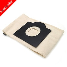 1 Uds. Bolsas de filtro lavables para Karcher WD3 Rremium WD3200 SE4001 WD3300 wd2 premium SE 4000 MV3 bolsa de aspiradora Premium