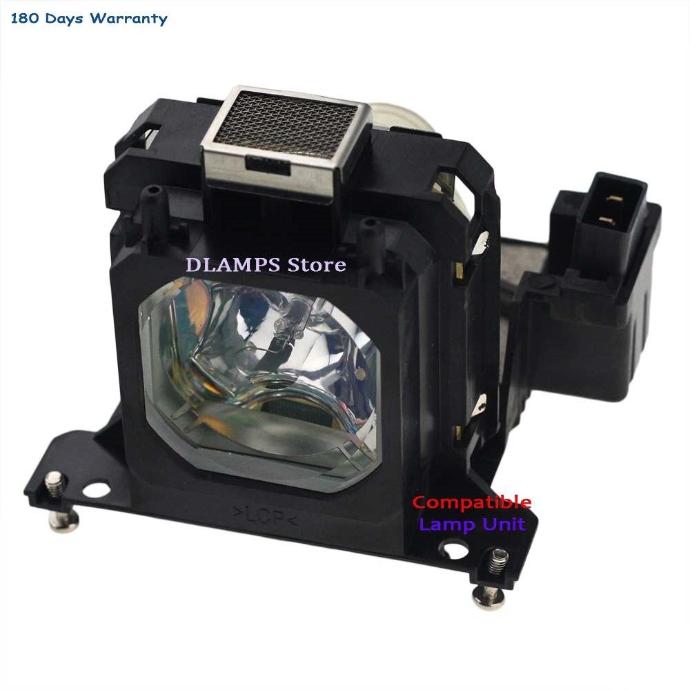 Высокое качество POA-LMP114 Замена лампы с корпусом для Sanyo PLV-Z2000 PLV-Z700 PLV-Z3000 PLV-Z4000 проекторов