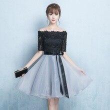 Mariée dentelle courte Cheongsam Oriental femmes mariage Qipao élégante Mini Robe de luxe Robe de mode robes de soirée Vestido XS-XXL