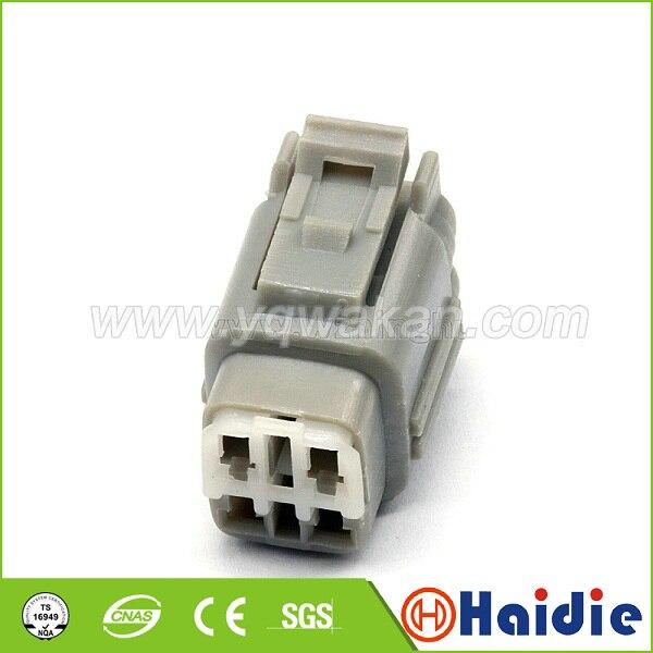 Conector de cable eléctrico impermeable, 5 Juegos, 4 pines, plástico automático, Serie...