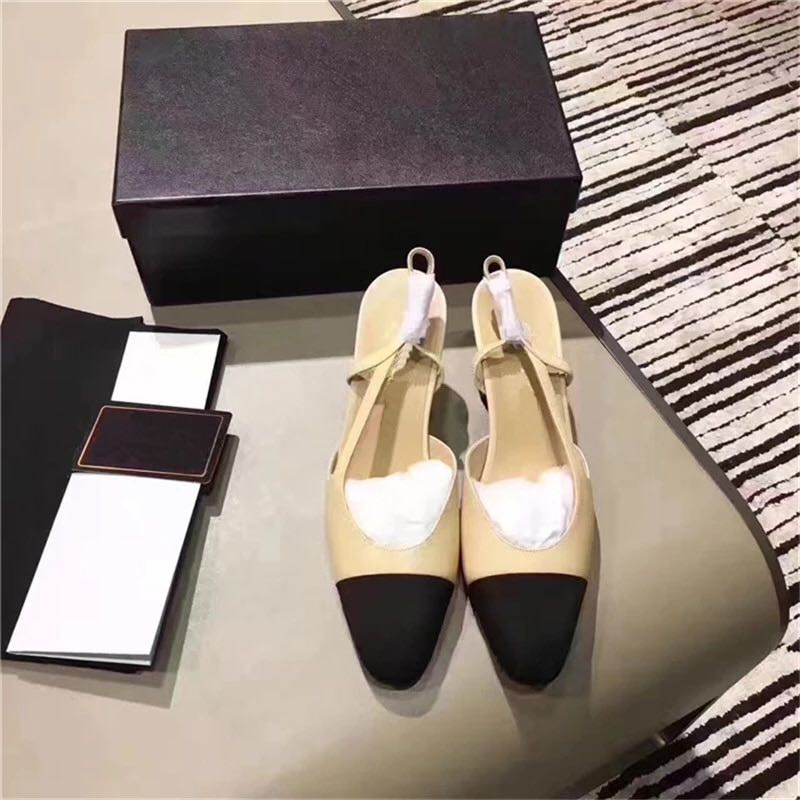 2019 zapatos de tacón alto sexis para mujer, zapatos de fiesta de cuero genuino para mujer, zapatos de mujer Color mixto negro desnudo para mujer