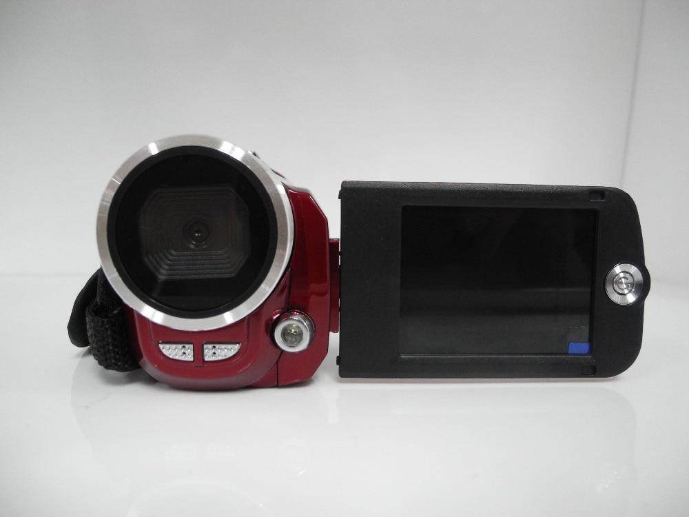 "Freeshipping barato câmera de vídeo digital 12mp DV-009 4X zoom digital de 2.4 ""lcd câmara de vídeo"