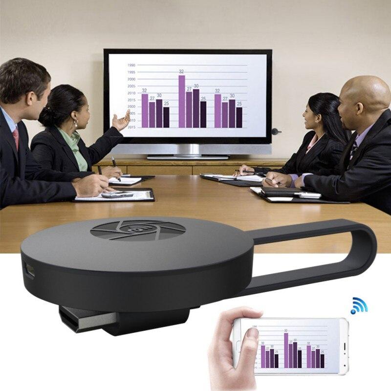 1080P HD ТВ палка беспроводной WiFi Дисплей ТВ Ключ Приемник Airplay медиа стример адаптер медиа