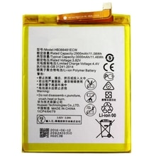 Antirr Haute Qualité HB366481ECW 2900 mAh batterie Pour Huawei P9 P9Lite 5C G9 VNS-DL00 VNS-L23 honour 8
